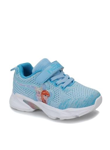 Pink Step Spor Ayakkabı Mavi
